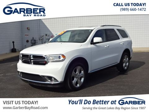 Pre-Owned 2015 Dodge Durango Limited AWD