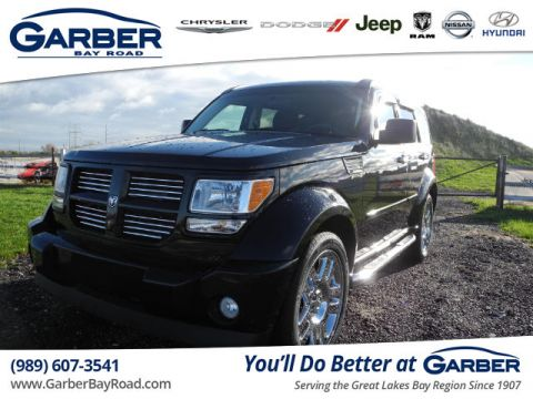 Pre-Owned 2011 Dodge Nitro Heat