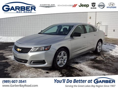 Pre-Owned 2014 Chevrolet Impala LS w/1LS