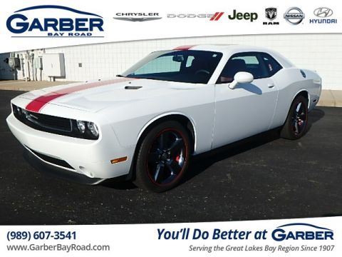 Pre-Owned 2013 Dodge Challenger SXT Redline Ralleye Package