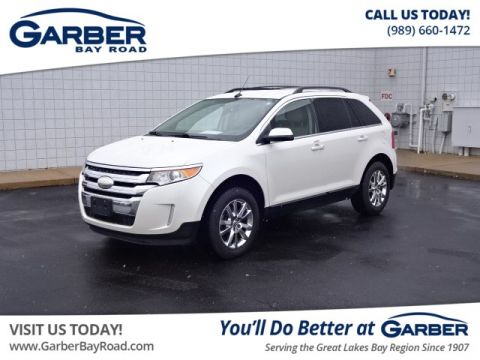 Pre-Owned 2014 Ford Edge Limited AWD