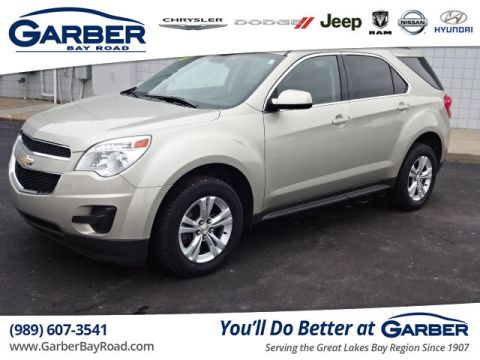 Pre-Owned 2014 Chevrolet Equinox LT w/1LT