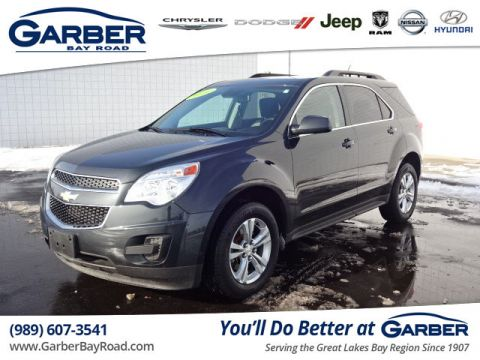 Certified Pre-Owned 2014 Chevrolet Equinox LT w/1LT AWD
