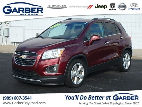 Pre-Owned 2016 Chevrolet Trax LTZ