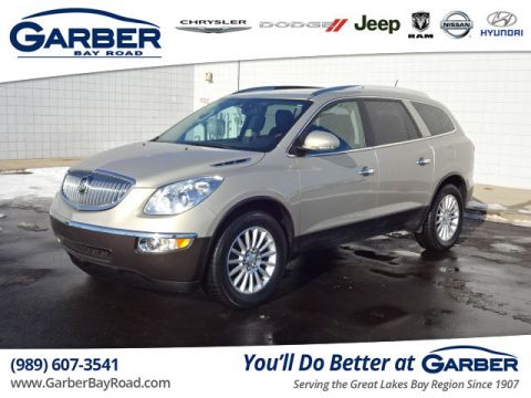 Pre-Owned 2011 Buick Enclave 2XL AWD