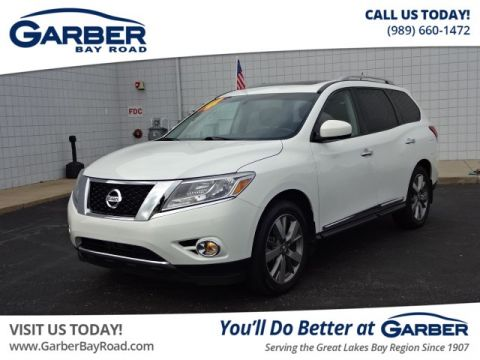 Attractive Pre Owned 2014 Nissan Pathfinder 4WD