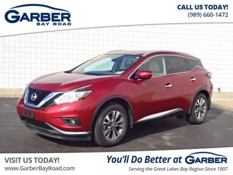 Pre-Owned 2015 Nissan Murano SV AWD