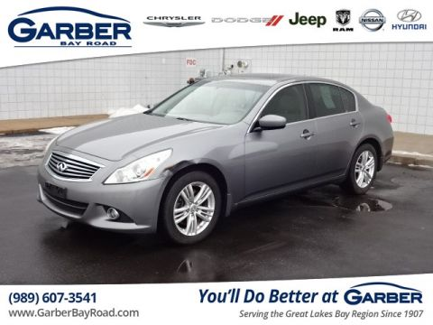 Pre-Owned 2010 INFINITI G37x Base AWD