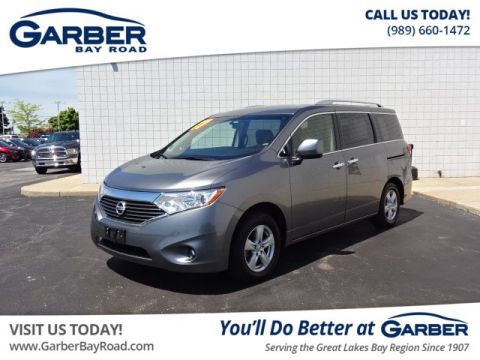 Pre-Owned 2017 Nissan Quest SV FWD Regular