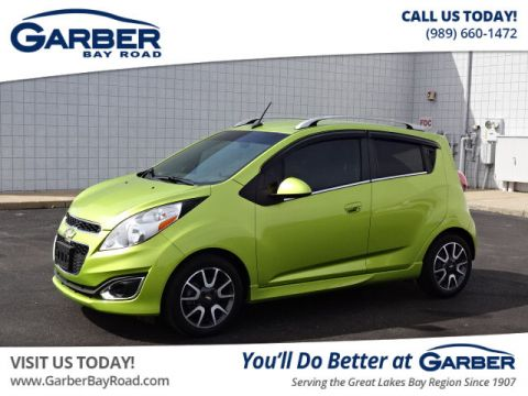 Pre-Owned 2013 Chevrolet Spark 2LT Auto