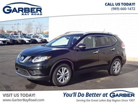 Pre-Owned 2015 Nissan Rogue