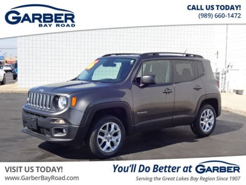 Pre-Owned 2016 Jeep Renegade Latitude 4WD