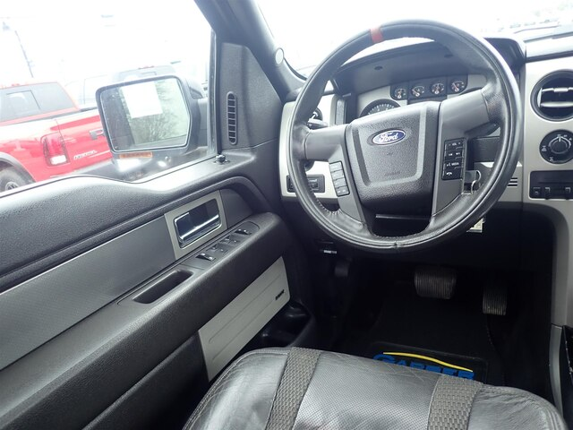Pre-Owned 2010 Ford F-150 SVT Raptor