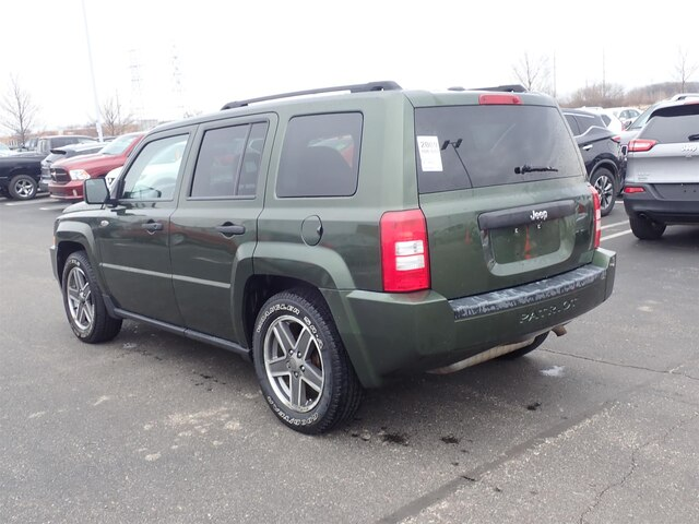 Pre-Owned 2009 Jeep Patriot Sport