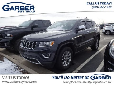 Pre-Owned 2014 Jeep Grand Cherokee Limited 4WD