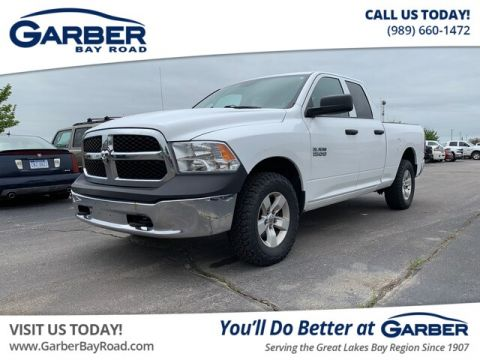 Pre-Owned 2016 RAM 1500 Tradesman/Express 4WD