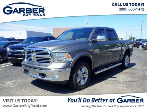 Pre-Owned 2013 Ram 1500 Outdoorsman 4WD