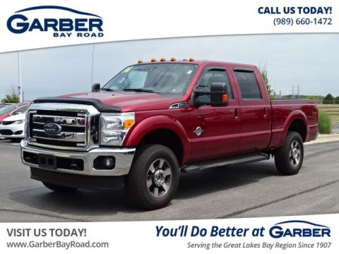 Pre-Owned 2016 Ford F-250 Lariat 4WD