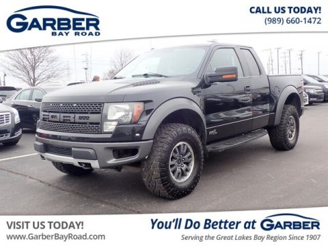Pre-Owned 2010 Ford F-150 SVT Raptor 4WD