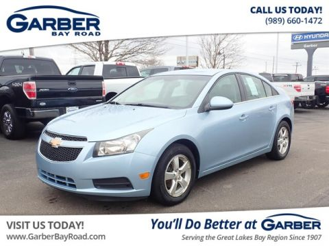 Pre-Owned 2011 Chevrolet Cruze 1LT