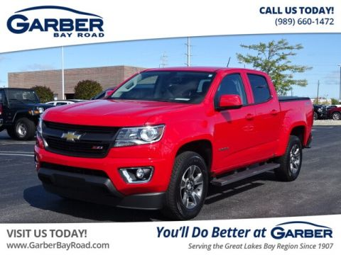 Pre-Owned 2016 Chevrolet Colorado Z71 4WD