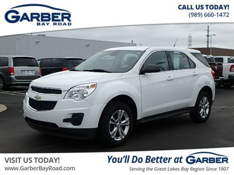 Pre-Owned 2013 Chevrolet Equinox LS AWD