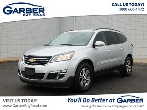Pre-Owned 2016 Chevrolet Traverse LT w/1LT AWD