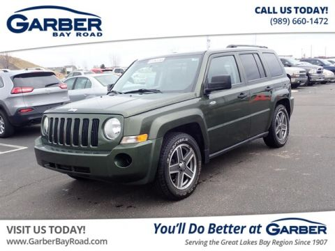 Pre-Owned 2009 Jeep Patriot Sport FWD SUV