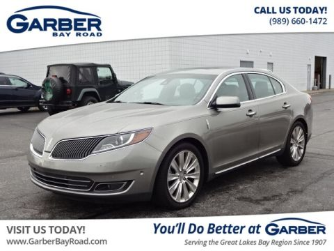 Pre-Owned 2015 LINCOLN MKS EcoBoost AWD