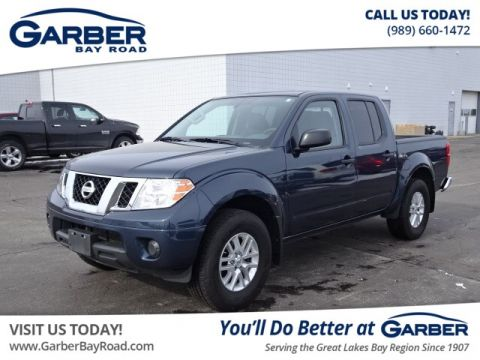 Pre-Owned 2019 Nissan Frontier SV 4WD