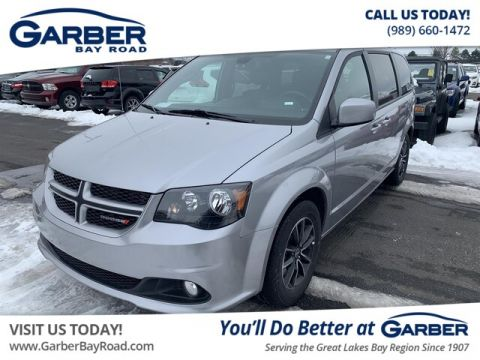 Pre-Owned 2018 Dodge Grand Caravan GT With Navigation