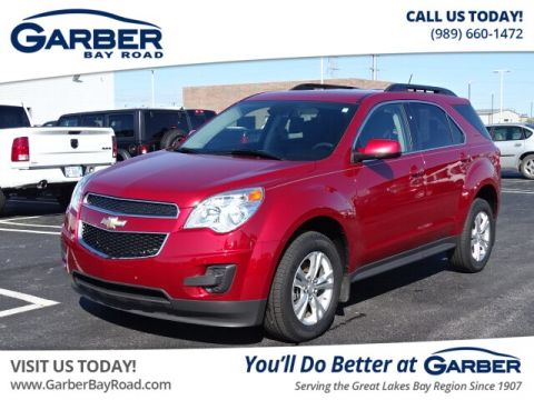 Pre-Owned 2015 Chevrolet Equinox LT w/1LT AWD