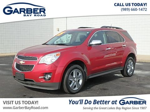 Pre-Owned 2015 Chevrolet Equinox LT w/2LT AWD