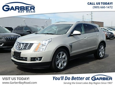 Pre-Owned 2014 Cadillac SRX Premium Collection AWD