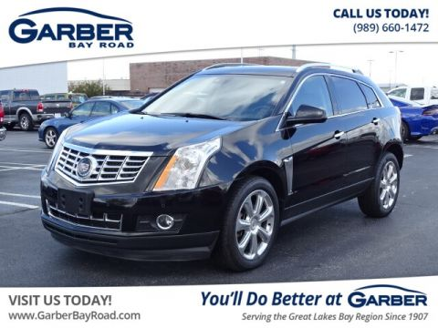 Pre-Owned 2015 Cadillac SRX Premium Collection With Navigation & AWD