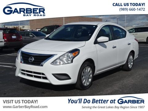 Pre-Owned 2019 Nissan Versa 1.6 SV FWD Sedan