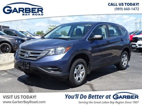 Pre-Owned 2012 Honda CR-V LX AWD