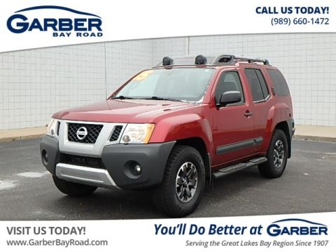 Pre-Owned 2015 Nissan Xterra 4WD