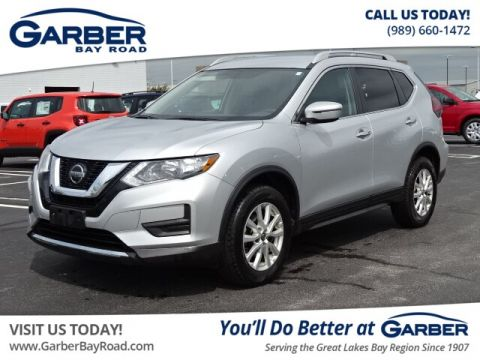 Pre-Owned 2018 Nissan Rogue SV AWD