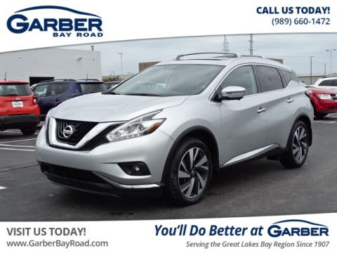 Pre-Owned 2016 Nissan Murano Platinum AWD