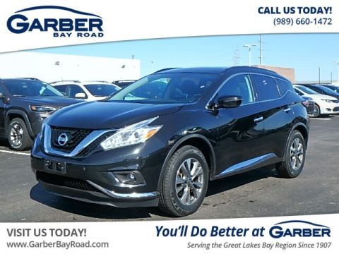 Pre-Owned 2017 Nissan Murano SV AWD