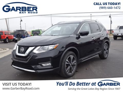 Pre-Owned 2018 Nissan Rogue SL With Navigation