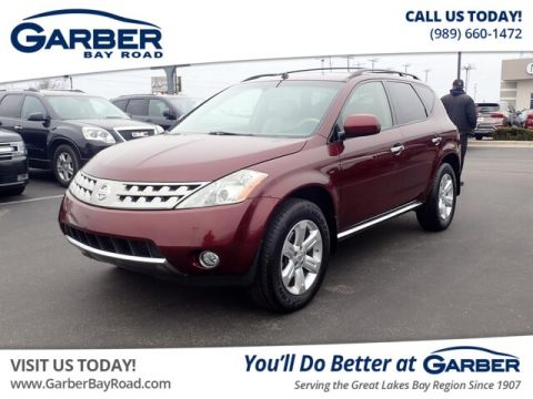 Pre-Owned 2007 Nissan Murano AWD