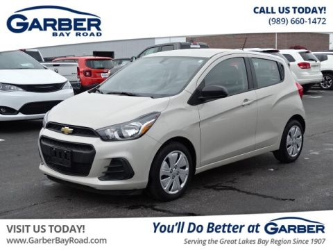 Pre-Owned 2016 Chevrolet Spark LS CVT FWD Hatchback